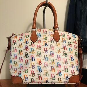 Dooney & Bourke Signature Bag